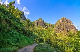 Fasilitas Puncak Gunung Lanang