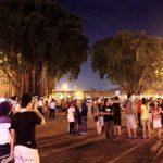 Wisata Malam Alun-alun Selatan Jogja