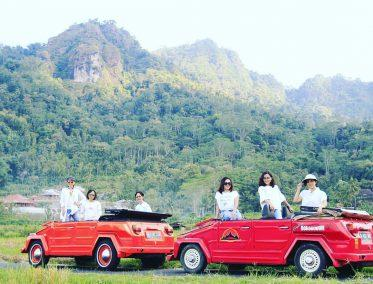 VW Safari Borobudur