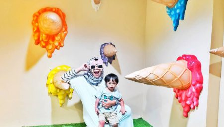 LOKASI ICE CREAM WORLD